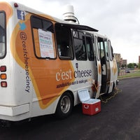 Photo taken at C'est Cheese Food Truck by Kerrie C. on 6/12/2014