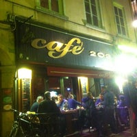 Photo prise au Café 203 par Julie le5/3/2013