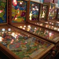 12/15/2012にSuong N.がPacific Pinball Museumで撮った写真