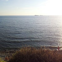 Photo taken at Spiaggia casalonga by Giulio N. on 9/1/2013
