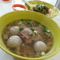 1/30/2013 tarihinde LSKziyaretçi tarafından Shin Kee Beef Noodles'de çekilen fotoğraf