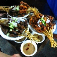 Photo taken at Willy Satay by LSK on 6/2/2013