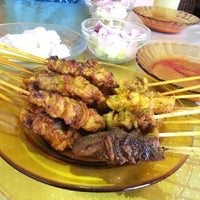 Photo taken at Ming Sate Hut by LSK on 1/18/2014