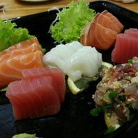 Photo taken at Ume Tei Japanese Restaurant by LSK on 12/28/2012