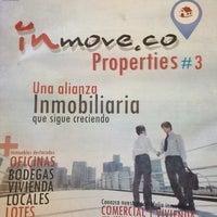 Photo taken at Inmove by Javier G. on 7/3/2013