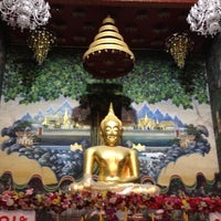 Photo taken at Wat Rai King (Wat Mongkhon Chindaram) by Jfeilz💋 S. on 10/30/2012
