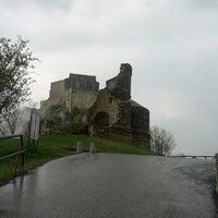 Photo taken at Sacra di San Michele by Tanya Tupovich on 4/22/2013
