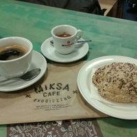 Photo taken at Miksa Cafe by Mòni S. on 9/22/2015