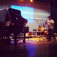 Photo taken at Teatro Escola Basileu França by Mila N. on 10/3/2012