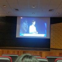 Photo taken at Auditorio Universidad Privada del Norte by Emilio D. on 3/25/2015