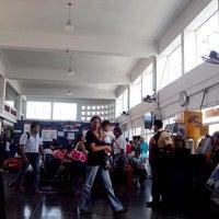 Photo taken at Transportes Línea by Emilio D. on 12/21/2013