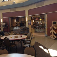 Photo taken at Neilson Dining Hall by BB on 4/30/2016
