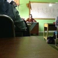 Photo taken at SMA Negeri 2 Bandar Lampung by Fanisya A. on 11/8/2012