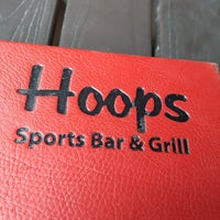 Photo taken at Hoops Sports Bar & Grill- Bremner by Kevin M. on 5/26/2017