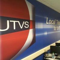 Photo taken at UTVS Television by John M. on 3/22/2013