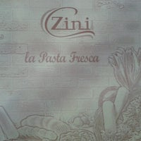 Photo taken at Zini Restaurante by Tanna P. on 10/20/2012