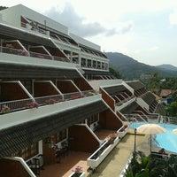 Photo taken at Best Western Phuket Ocean Resort by Svitarka on 12/24/2012