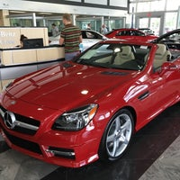Attractive ... Photo Taken At Mercedes Benz Of Coconut Creek By Maria H. On 5/ ...