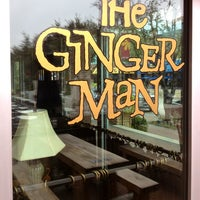 Photo taken at The Ginger Man by John V. on 10/11/2012