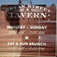 Photo taken at Bryan Street Tavern by John V. on 10/30/2012