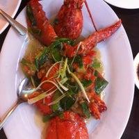 Photo taken at 456 Shanghai Cuisine by Bob v. on 9/16/2012