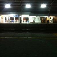 Photo taken at KTM Line - Serdang Station (KB05) by Ahmad K. on 1/12/2013