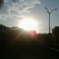 Photo taken at Parque Del Divino Maestro by Julito P. on 1/29/2013