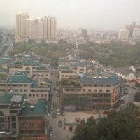 Photo taken at Kingdom Hotel Yiwu by Irene on 11/5/2012