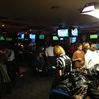 Photo taken at Sports Cafe by Zeki D. on 11/20/2012