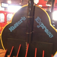 Photo taken at Niffer's at the Tracks by Jean on 2/2/2013
