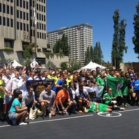 Photo taken at Street Soccer USA West Coast Cup by Elyse on 6/22/2013