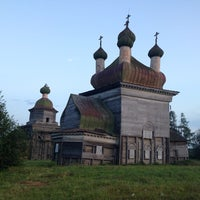 Photo taken at церковь Архангела Михаила by pen_non on 7/28/2014