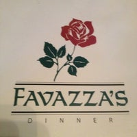 Photo taken at Favazza's by Jonathan E. on 2/16/2013