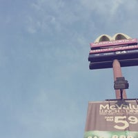 Photo taken at McDonald's by Syazwan L. on 4/14/2013