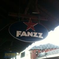 Photo taken at Fanzz by Bradley on 11/16/2013