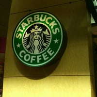 Photo taken at Starbucks by Gintare M. on 10/25/2012