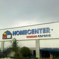 Photo taken at Homecenter y Constructor Calle 80 by Andrea G. on 10/12/2012