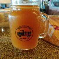 Photo taken at Bootleggers Brewing Co. by Marge A. on 11/18/2017