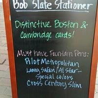 Photo taken at Bob Slate Stationer by SisDr U. on 8/10/2014