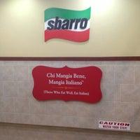 Photo taken at Sbarro by SisDr U. on 1/5/2013