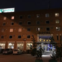 Photo taken at Karolina Hotel by EON on 12/28/2016