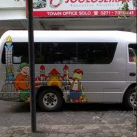 Photo taken at Joglosemar Town Office Solo by NPhitaloka on 12/27/2012