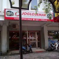 Photo taken at Joglosemar Town Office Solo by NPhitaloka on 12/26/2012