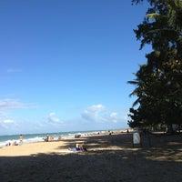 Снимок сделан в Ocean Park Beach пользователем Pelin 1/1/2013