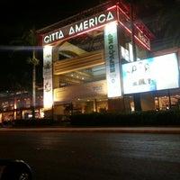 Photo taken at Città América by Valério M. on 3/17/2013