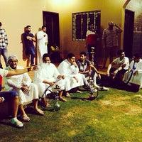 Photo taken at استراحة التاج الذهبي by Dr. Sultan &. on 3/11/2014