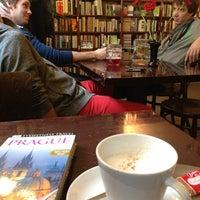 Photo taken at Café Fra by Liz D. on 12/17/2012