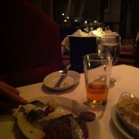 Photo taken at Ruth's Chris Steak House - Clayton, MO by Liz D. on 8/26/2013