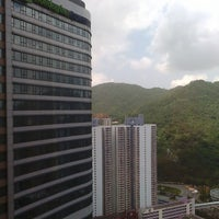 Photo taken at Crowne Plaza Hong Kong Kowloon East by Alex P. on 5/9/2013