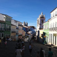 Photo taken at Pelourinho by Agustina M. on 3/14/2015